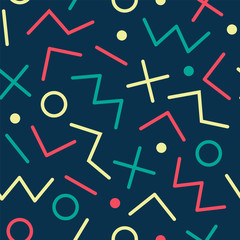 geometric seamless pattern. You can use it for Website backgrounds for example.