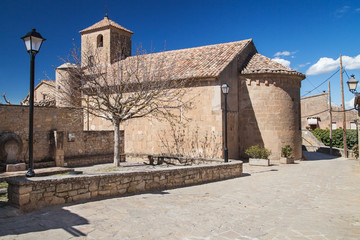Romanesque Church of Talamanca