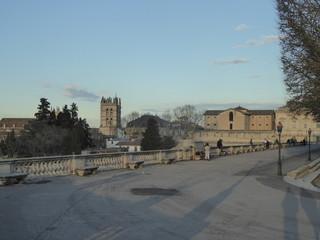 Montpellier, ciudad del sur de Francia, en la región de Occitania y capital del departamento Hérault.