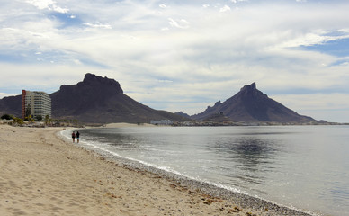 A Los Algodones Catch 22 Beach Shot, San Carlos, Guaymas, Sonora, Mexico