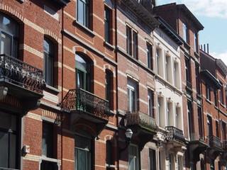 Brüssel: Altbauten