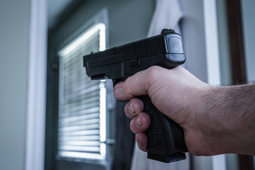Home Protection with Pistol