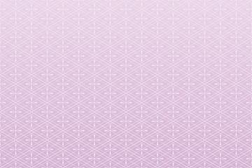 紫色 和風背景 菱文