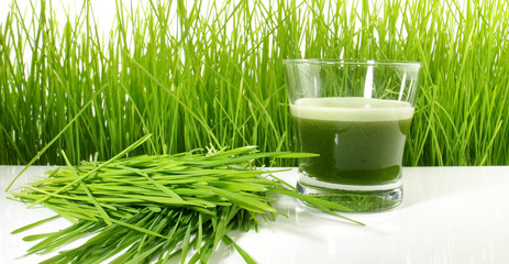 Weizengras Saft - Detox