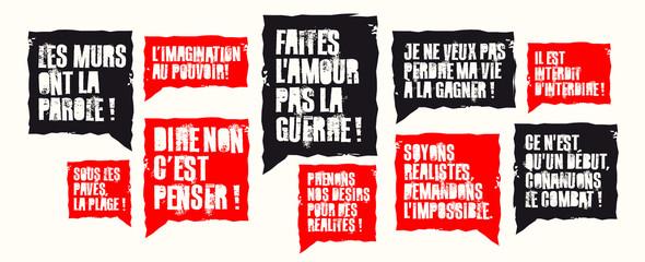 Mai 68 - Slogans 04
