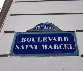 Boulevard Saint Marcel