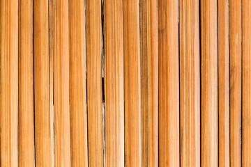 Bamboo Mat Close-up Shot