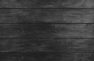 Alte schwarz graue Holzbretter als Hintergrund