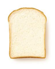 山型食パン 白背景