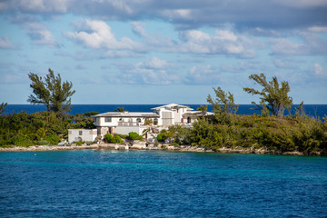 House on Point of Land in Nassau