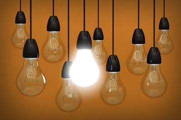 ampoule idée lumière innovation