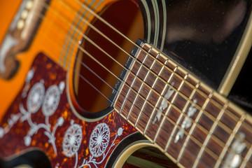 Guitar Strings, playing guitar