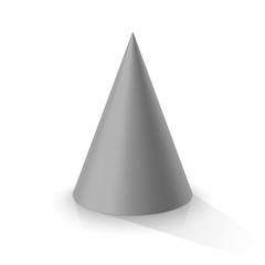 Grey cone