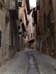 Albarracin, pueblo historico de Teruel en Aragon (España)