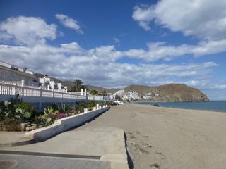Carboneras en Cabo de Gata-Níjar en Almeria,Andalucía (España)