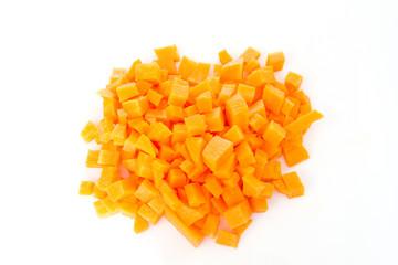 dès de carotte