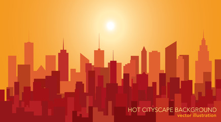 hot city towers