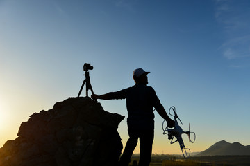 photo and video shoots in nature