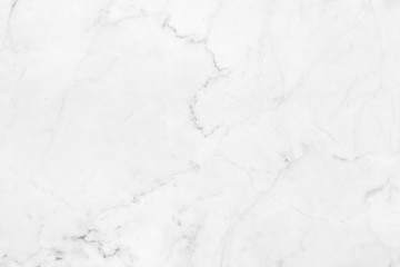 White marble used in design and background.