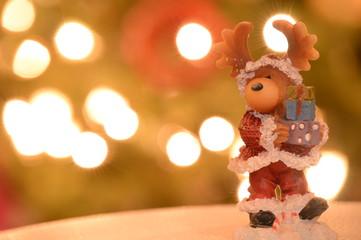 Chistmas reindeer