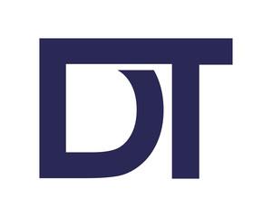 initial letter typography typeset logotype alphabet font image vector icon logo