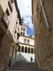 Segovia, ciudad y un municipio español en la parte meridional de la comunidad autónoma de Castilla y León (España)