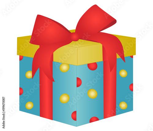 gift box vector birthday present fotolia com の ストック画像と