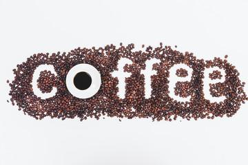 Creative coffee wallpaper