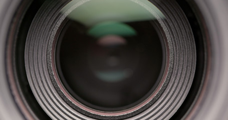 Camera Lens aperture Iris