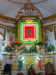 Altar in Chiapas, Mexico