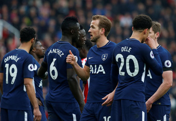 Premier League - Stoke City vs Tottenham Hotspur