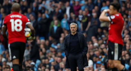 Premier League - Manchester City vs Manchester United
