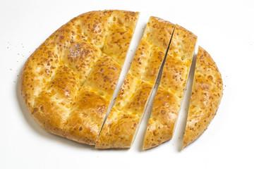 Ramazan pidesi, Türkiye'de Ramazan Ayına has olarak  bir ay boyunca iftar saatinde tüm ekmek fırınlarında bu ekmek çeşidi üretilir