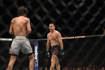 MMA: UFC 223 Zabit Magomedsharipov vs Kyle Bochniak