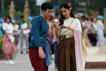 Interest for historical clothing rises in Thailand