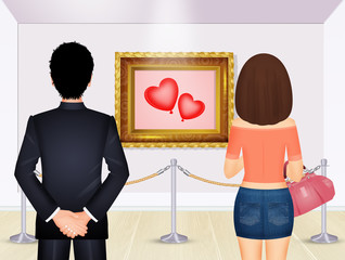 the picture of love