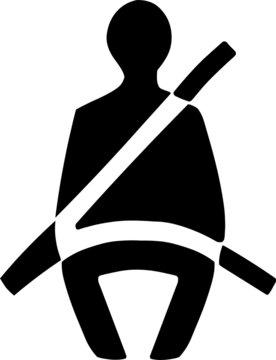 Seatbelt Symbol
