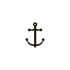 anchor icon. sign design