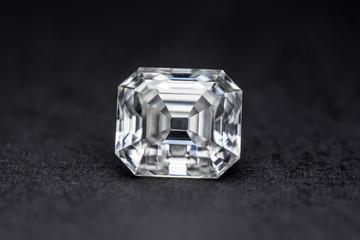 Diamond Antique Asscher Cut