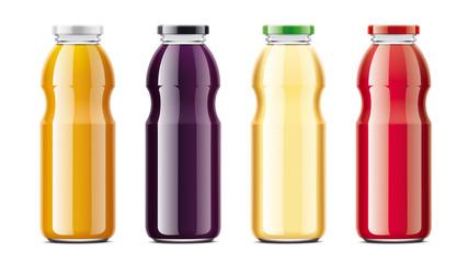 Bottles for juice