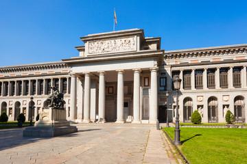 Prado National art museum in Madrid, Spain Fototapete