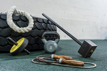 sports equipment functional training