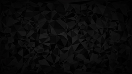 Abstract background of triangles Fototapete