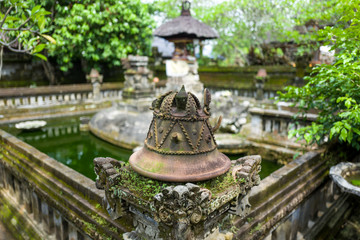 The Batuan temple in Bali