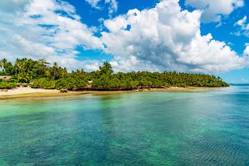 Zanzibar Island in Tanzania. Zanzibar is a semi-autonomous region of Tanzania in East Africa.