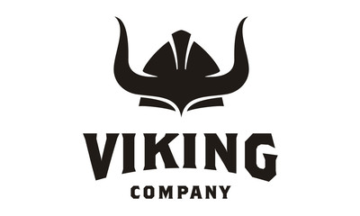 Viking Helmet logo design inspiration