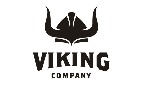 Viking Armor Helmet logo design, for Boat Ship, Cross Fit, Gym, Game Club, Sport