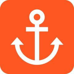 Anchor, ship, metal