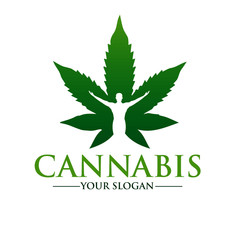 cannabis health logo