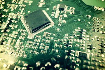 Integrated circuit view